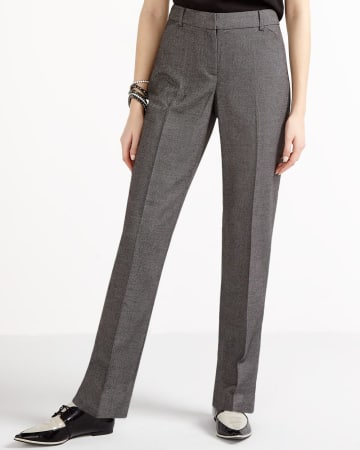 The New Classic Straight Leg Pants