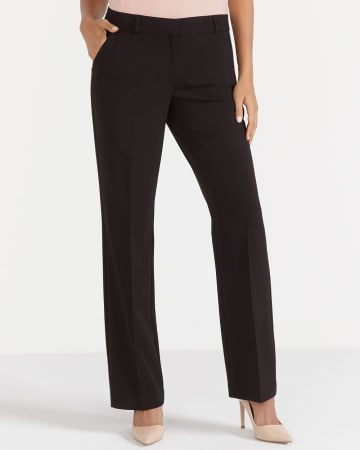The Petite Boot Cut New Classic Pants