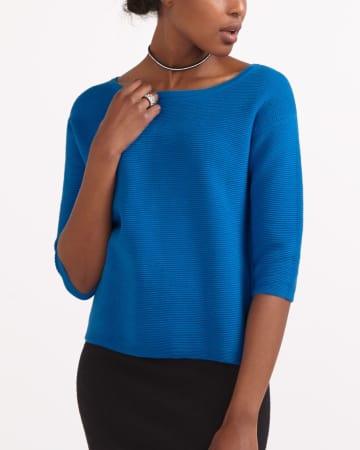 3/4 Sleeve Sweater