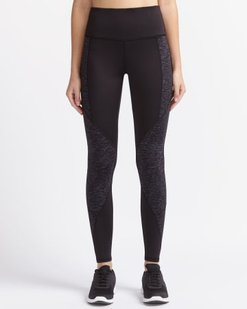 Hyba Colourblock Zip Legging