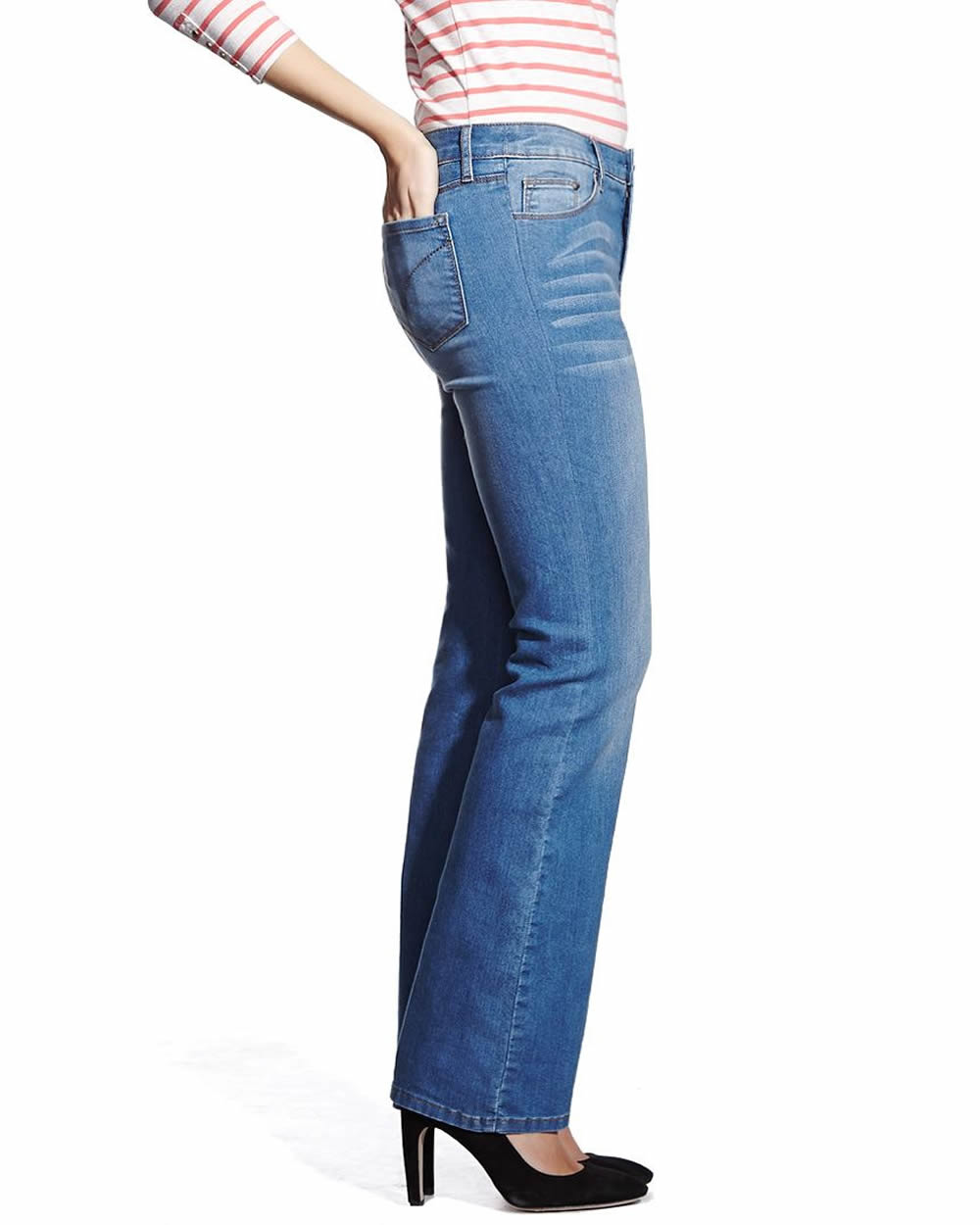 Authentic Slight Boot Cut Jeans | Women | Reitmans