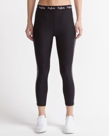 Legging court monochrome Hyba