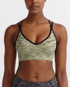 Hyba Multi-Strap Low-Impact Sports Bra