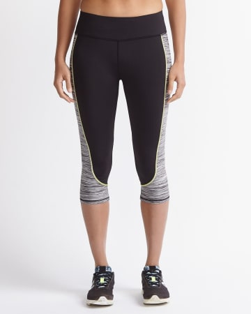 Hyba Colourblock Capri Legging