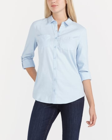 Essential Button-Down Shirt
