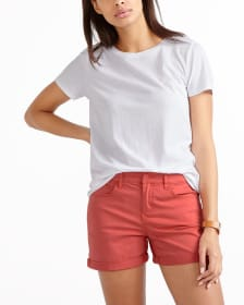 Casual Chino Shorts