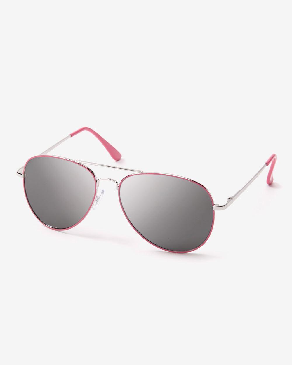 lunettes de soleil aviateur reitmans. Black Bedroom Furniture Sets. Home Design Ideas