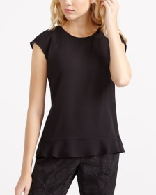 Willow & Thread Short Sleeve Blouse