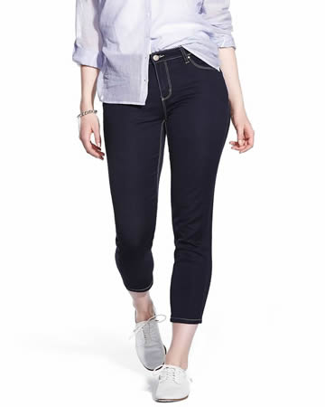 Super Soft Ankle Jeans