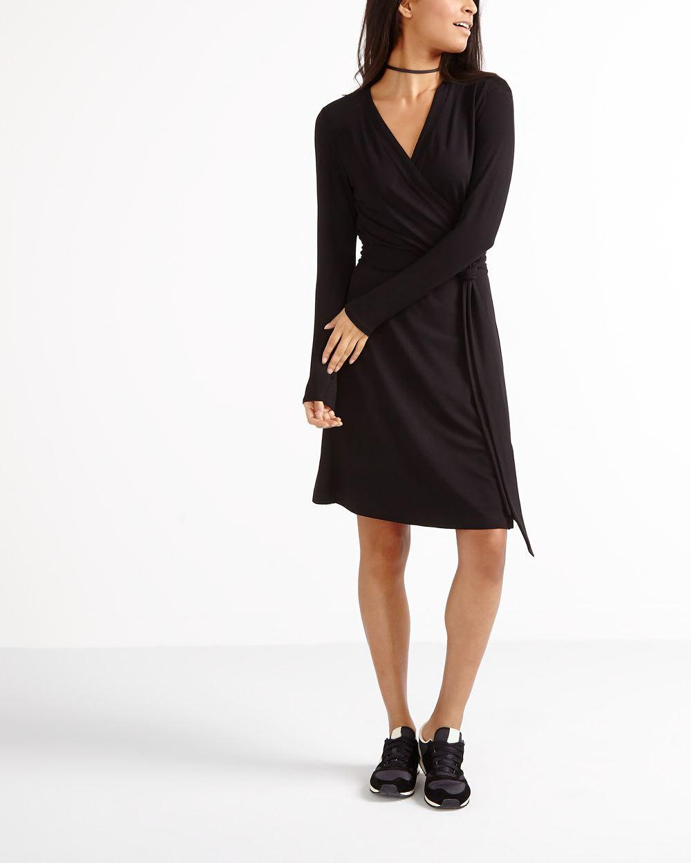 robe portefeuille femmes reitmans. Black Bedroom Furniture Sets. Home Design Ideas