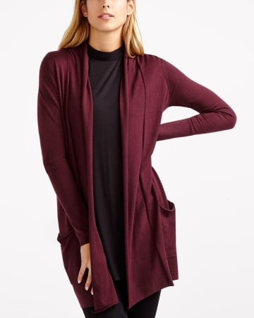 Effortless Long Cardi