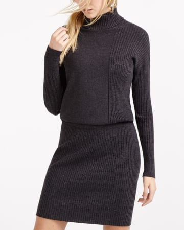 Willow & Thread Sweater Dress