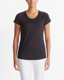 Hyba Essential Scoop Neck Tee
