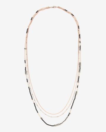 Three-Strand Necklace