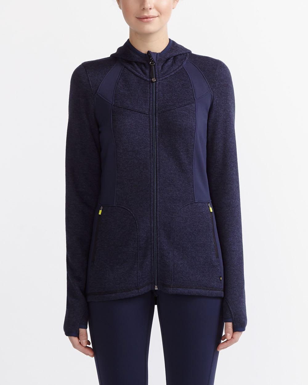 Hyba Super Soft Hooded Jacket   Women   Reitmans