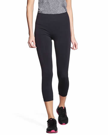 Hyba Seamless Capri Leggings