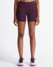 Hyba Printed Performer Short