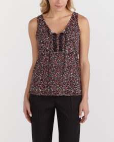 Petite Sleeveless Top