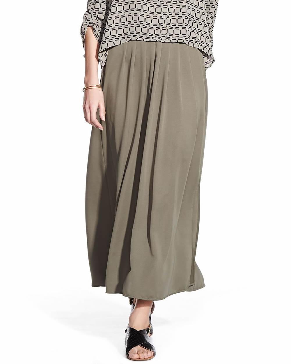 Silky Skirt 33