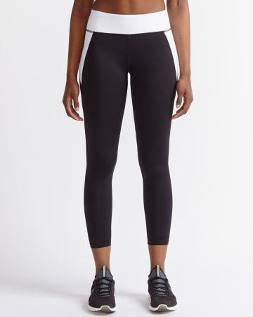 Hyba Mesh Cropped Legging