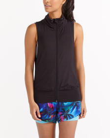 Hyba Sleeveless Jacket