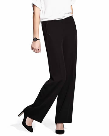Tall Wide Leg Dress Pants