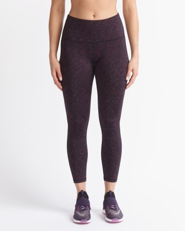 Hyba Space Dye Cropped Legging