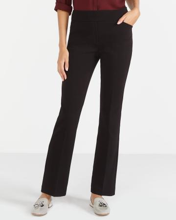 Petite Original Comfort Slight Boot Cut Pants