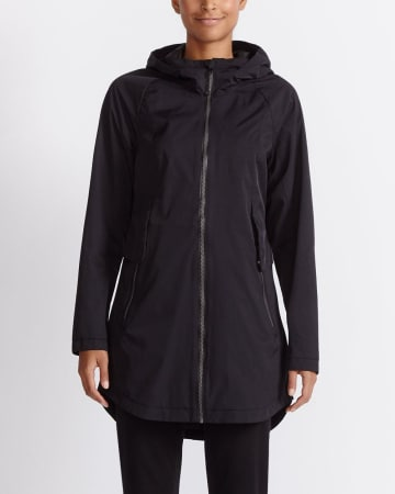 Hyba Hooded Coat