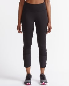 Hyba Zip Cropped Legging