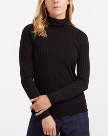 Long Sleeve Turtleneck T-Shirt