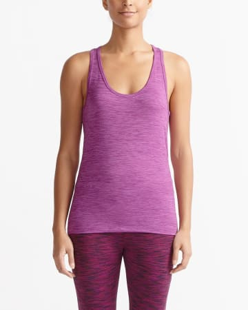 Hyba Coloured Racerback Tank