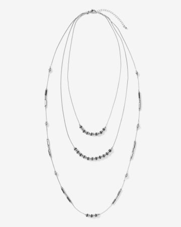 3-Row Necklace