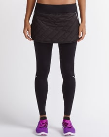 Hyba Legging With Quilted Skirt