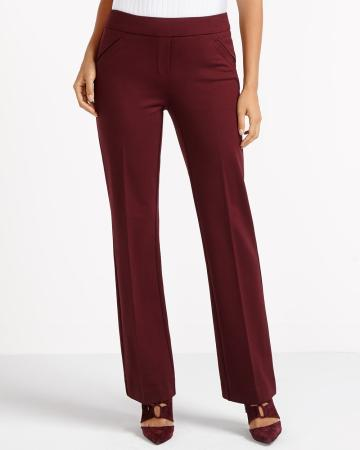 The Modern Stretch Boot Cut Pants