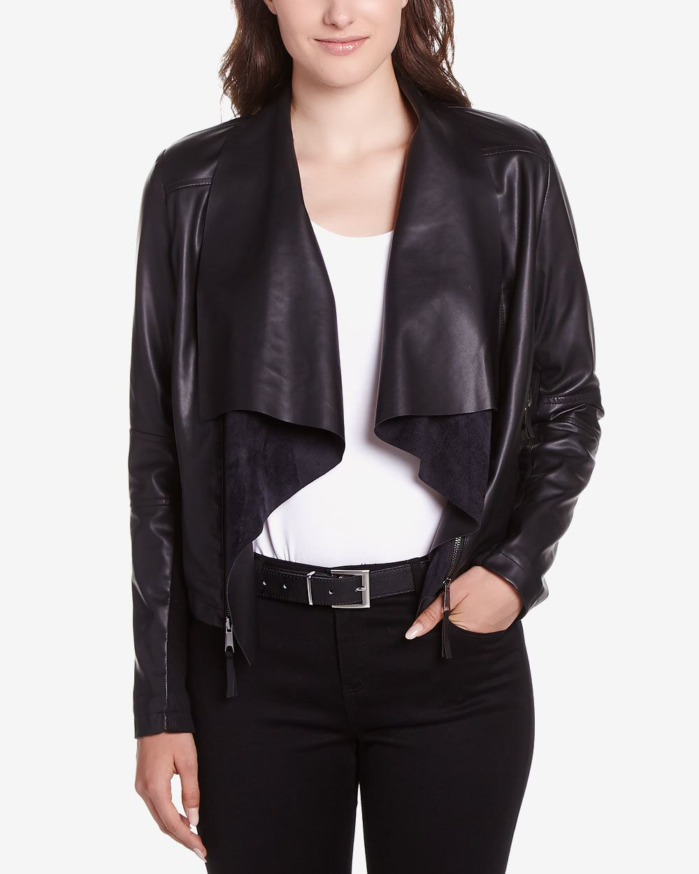 Shop for faux leather jackets online at Target. Free shipping on purchases over $35 and save 5% every day with your Target REDcard.