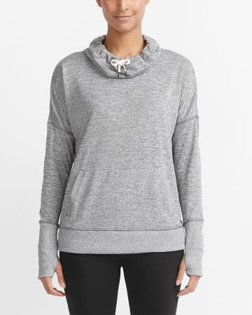 Hyba Funnel Neck Sweatshirt