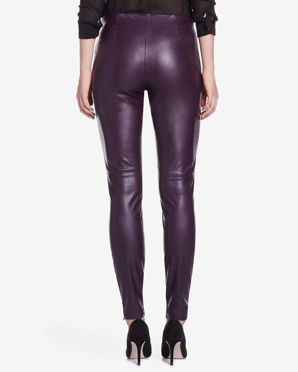 A quilted, faux-leather pair from Jessica Simpson offers a chic, elevated vibe. Rev it up! Get in on a must-have look for plus sizes, petites and teens when you shop for faux-leather leggings at Macy's.