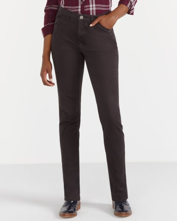 The Petite Slim Leg Chino Pant