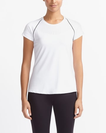 Hyba Reflective Short Sleeve Tee