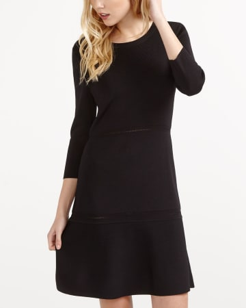 Willow & Thread 3/4 Sleeve Dress