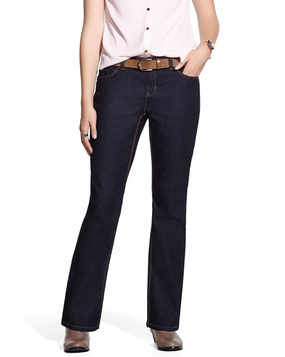 Soho Jeans Petite Curvy Bootcut Bronzehued hardware and contrast Lee Women's Petite Modern Series Curvy Fit Maxwell Trouser. by LEE. $ - $ $ 21 $ 83 11 Prime. FREE Shipping on eligible orders. Some sizes/colors are Prime eligible. 4 out of 5 stars Product Features.