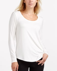 R Essentials Long Sleeve Tee