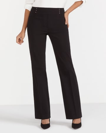 Boot Cut Comfort Pants