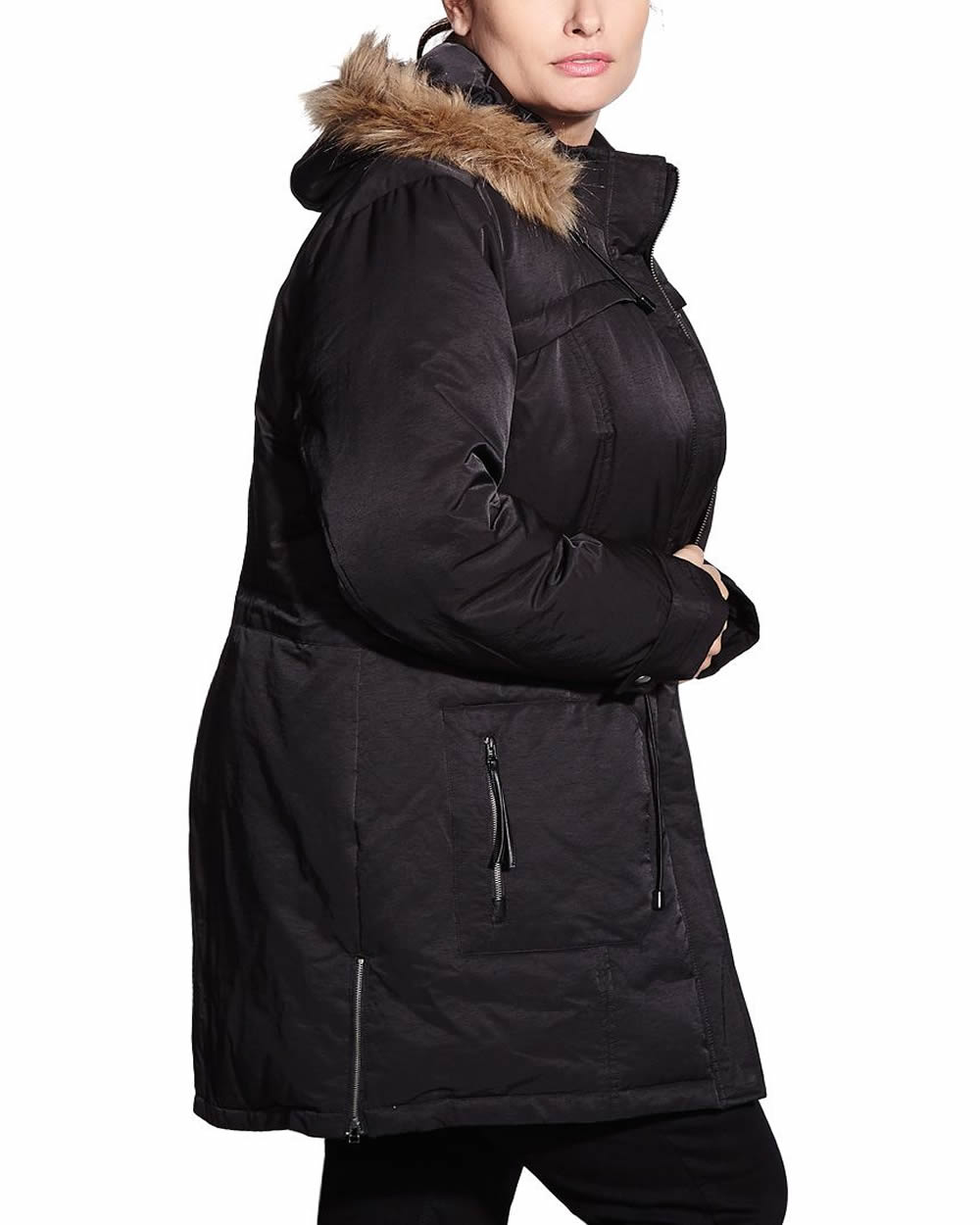 Plus Size Coats. Don't get stuck in the cold this winter—cozy up to the warmest plus size coats around. From classic cold weather styles to the must-have plus size outerwear trends of the season, fill your wardrobe with the hottest looks for the winter. Incorporate .