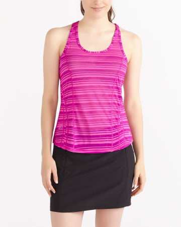 Hyba Ruched Tank