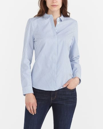 R Essentials Crisp Shirt
