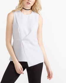 Willow & Thread Asymmetric Blouse