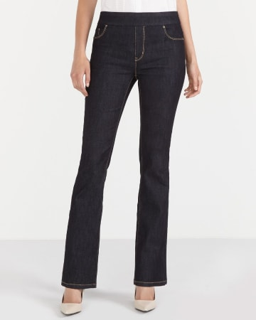 The Petite Original Comfort Boot Cut Jeans