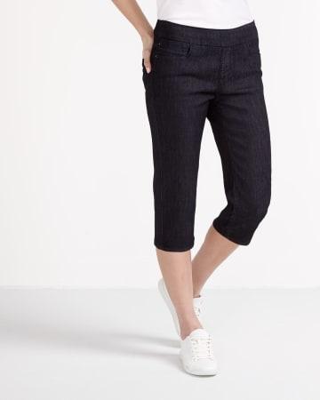 Women's Capris: Shop Casual & Dress Cropped Capri Pants | Reitmans
